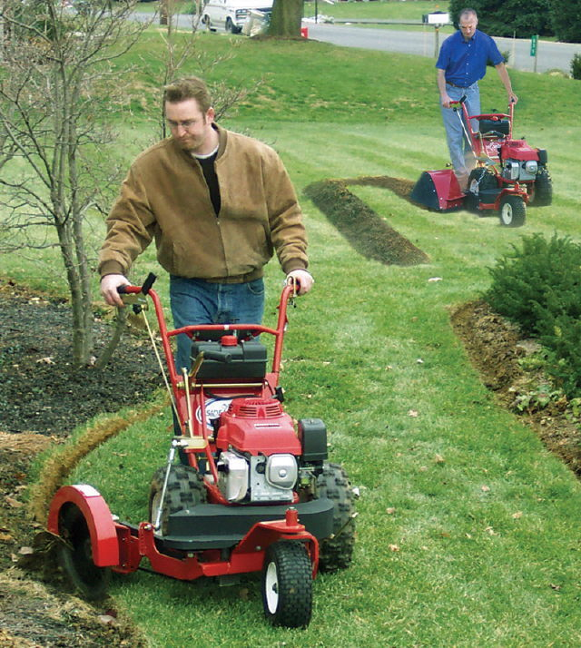 Where to find BED EDGER LG SELF PROPELLED in Westminster