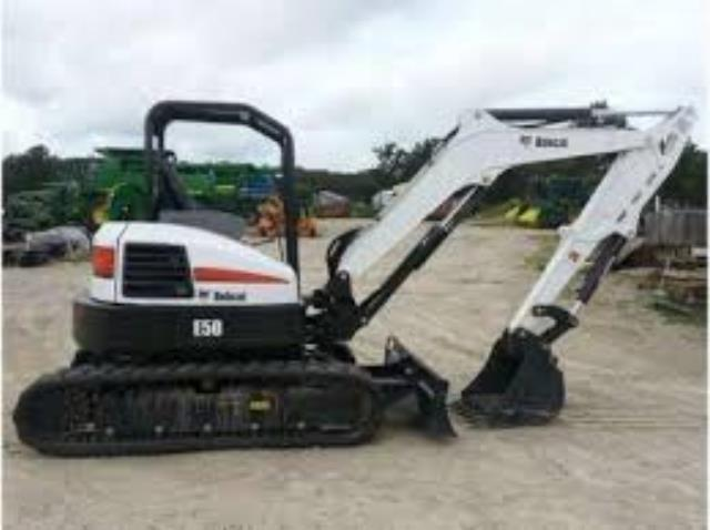 Where to find BACKHOE, TRACKHOE E50 in Westminster