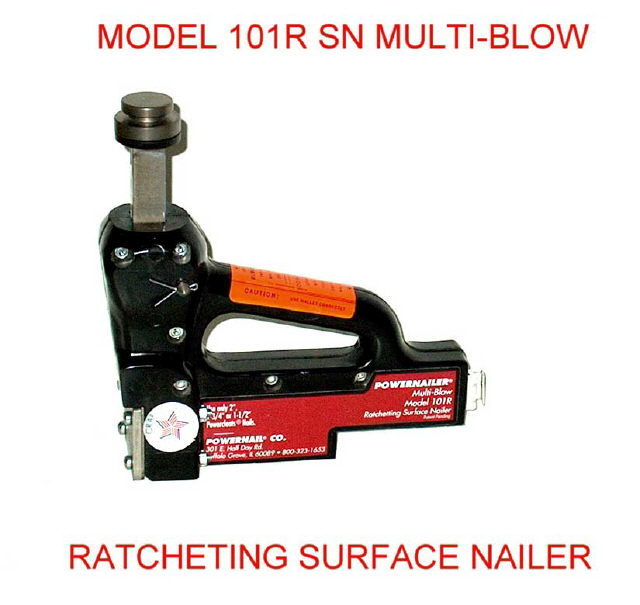 Where to find NAILER, FACE MODEL 101 POWERNAIL in Westminster