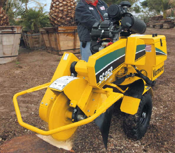 Where to find STUMP GRINDER, SM MODEL SC292 in Westminster