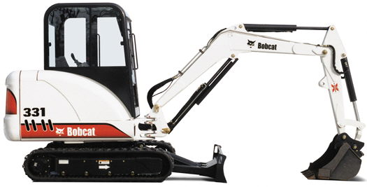 Where to find BACKHOE, TRACK MACHINE 331 in Westminster