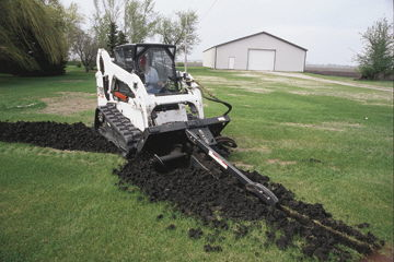 Where to find TRENCHER, ATTACH. 3FT LOADER in Westminster