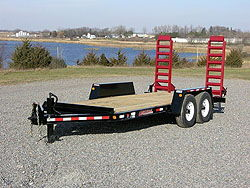 Where to find TRAILER, DBL AXLE, 16  2000 LB in Westminster